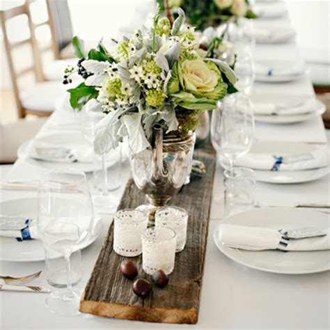 simple table setting home dzine garden simple ideas for table settings