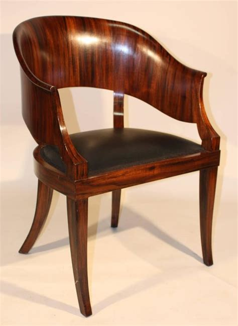 French Art Deco Desk Chair At 1stdibs Deco Office Furniture