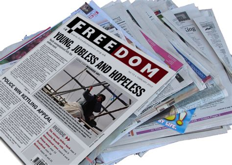 Newspaper Folded Stock Vector More Images Of Article 158578801 Istock Freedom