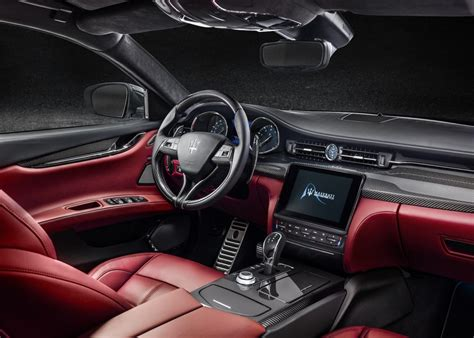 maserati gts interior 2018 maserati quattroporte update now on sale in australia