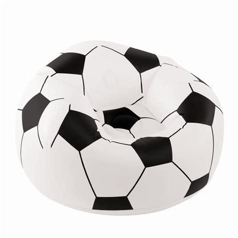 Sofa Angin Murah sofa angin bentuk bola soccer terlaris murah dan sangat praktis