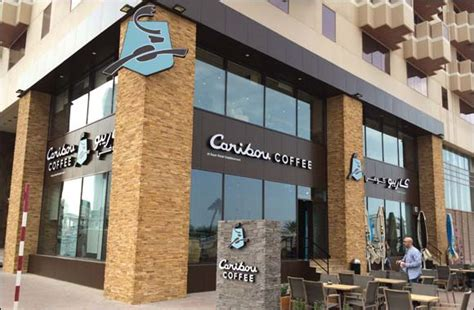 Grand Furniture Com by Al Sayer Franchising Opens Its Largest Caribou Coffee Shop