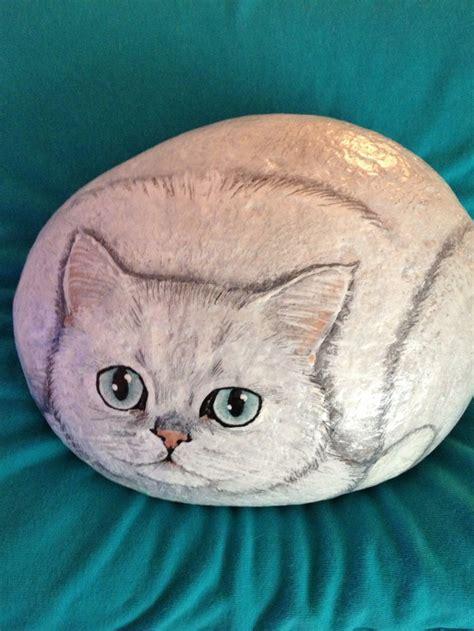 imagenes de uñas pintadas gatos m 225 s de 1000 im 225 genes sobre piedras pintadas en pinterest