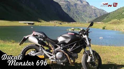 Motorrad Videos Ducati by Video Ducati Monster 696 High Bike Ischgl