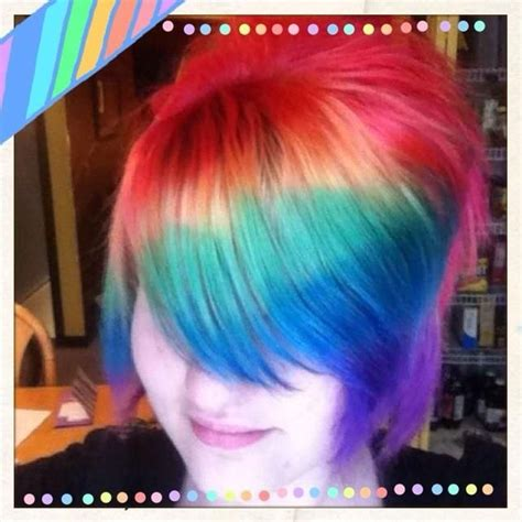 splat hair color ideas the 25 best splat hair colors ideas on