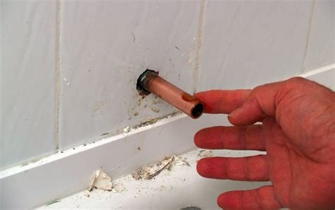 installing a bathtub faucet how to replace a tub spout bob vila