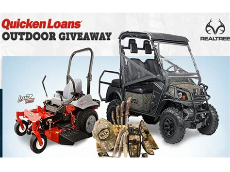 Lawn Mower Sweepstakes - real tree sweepstakes blissxo com