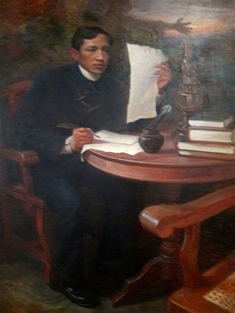 8 Paintings Of Rizal by Jose Rizal Painting By Cebuano Artist Adeste Deguilmo
