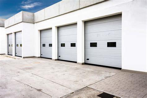 porte sezionali industriali portoni sezionali