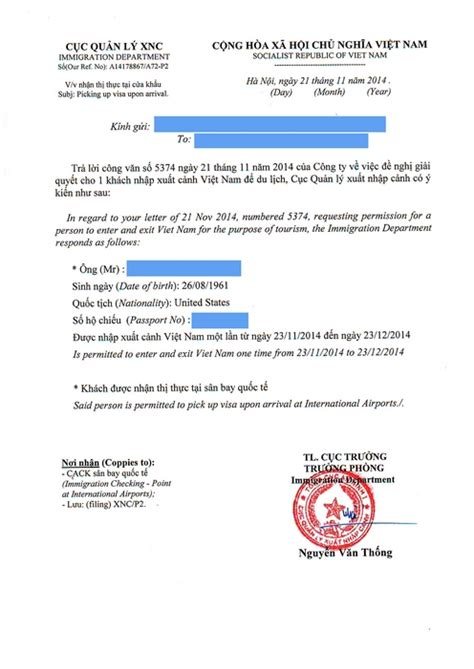 Visa Forms For Download