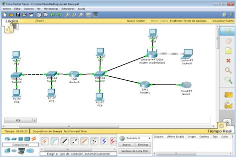 cisco packet tracer v5 3 3 application w tutorials soluciones para pc y software packet tracer v5 3 3 by