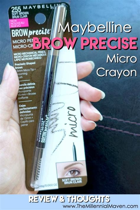 Maybelline Fashion Brow Mascara best 25 maybelline eyebrow pencil ideas on
