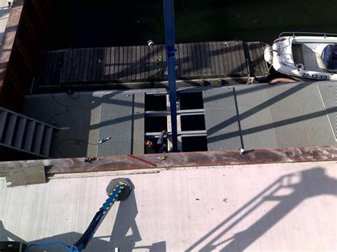 aluminium bootlift bootlift lelystad vtm metaalbewerking