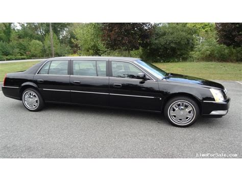 Funeral Limo by Used 2006 Cadillac Dts Funeral Limo Accubuilt Plymouth