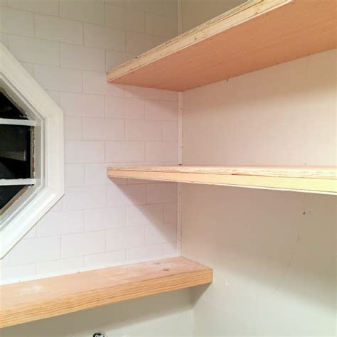 finally how to create shelves that aren t bulky