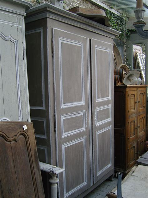 Armoire Brocante by Armoire Patin 233 E Cagne Chic Atelier Sixteen Brocante