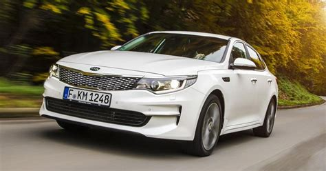 Kia Huddersfield Car Review 2016 Kia Optima 1 7 Crdi Calne