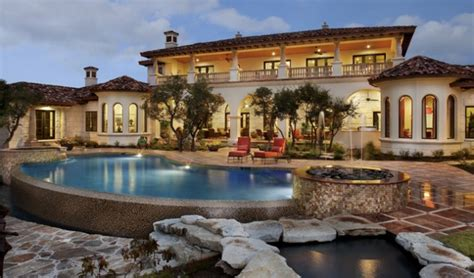 phenomenal mediterranean exterior designs  luxury estates