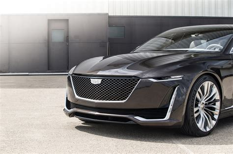 future cadillac cadillac s future design highlighted in escala concept