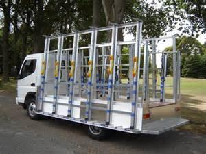 the glass racking company delivery glass racks