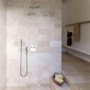 step shower room master bath the o