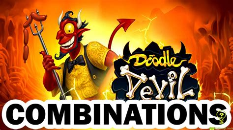 doodle all demons combinations doodle all combinations walkthrough