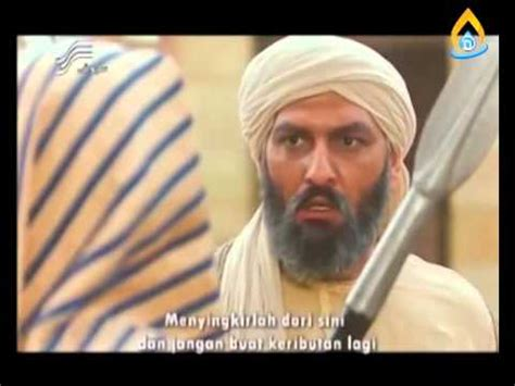 film nabi yusuf di tvmu film nabi yusuf episode 8 subtitle indonesia youtube