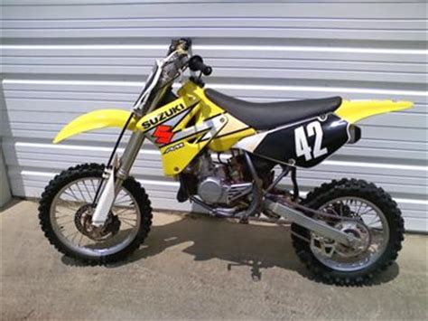 2003 Suzuki Rm85 Pin 2003 Suzuki Rm 65 Specifications And Pictures On