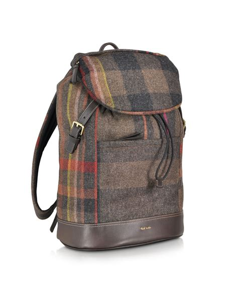 Marc Mesh Lace Robert Bag On Bags It Or It by Lyst Paul Smith Maharam Check Mens Backpack In Gray For