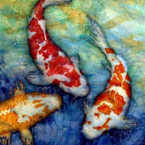 watercolor tattoo koi fish koi fish watercolor paintings