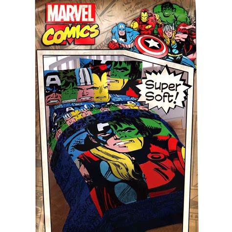 comic book comforter captain america marvel comic book cover large wall accent