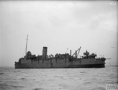 Greenock Records Hms Brigadier 7 January 1943 Greenock A 13867