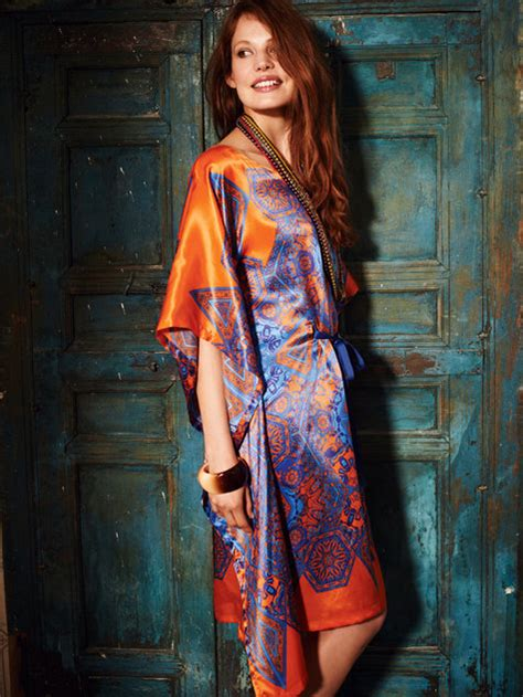 caftan pattern download silk caftan 02 2013 123 sewing patterns burdastyle com