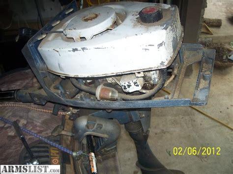 eska boat motor armslist for sale trade eska 5hp boat motor