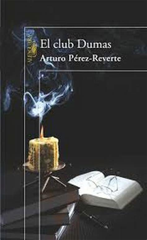 arturo p 233 rez reverte el club dumas pdf epub libros gratis ebooks gratis y solucionarios