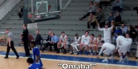 basketball bench celebrations colby college basketball team s bench celebrations are