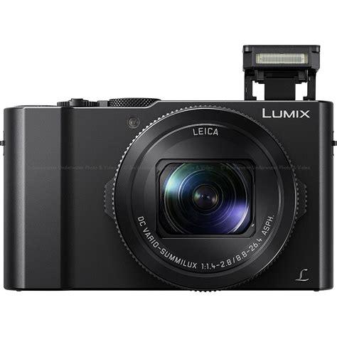 compact 4k panasonic lumix lx10 4k compact