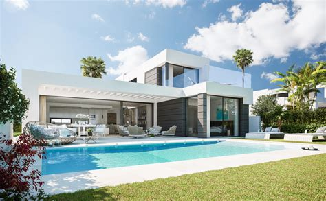 houses for sale in marbella caboroyale new modern villa for sale in marbella realista