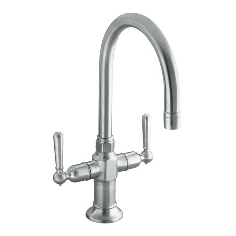 kohler bar stainless pfister marielle single handle bar faucet in stainless