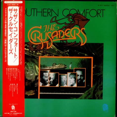 crusaders southern comfort the crusaders southern comfort japan deleted double lp 541478