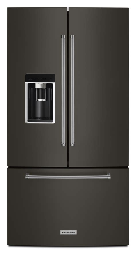 kitchenaid refrigerator door counter depth kitchenaid introduces three door free standing refrigerator