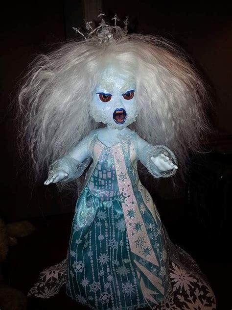 frozen living dead doll 1486 best creepy dolls images on