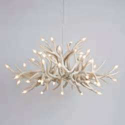 modern lighting chandeliers roll amp hill superordinate antler chandelier 24 antlers
