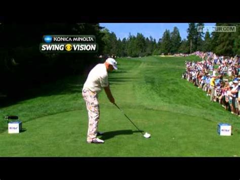 john daly swing slow motion swing analysis sakura yokomine vs john daly doovi