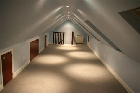turning a loft into a bedroom lighting converting your attic into a bedroom salter