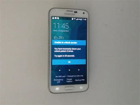 pattern password for samsung samsung galaxy s5 password screen lock removal ifixit