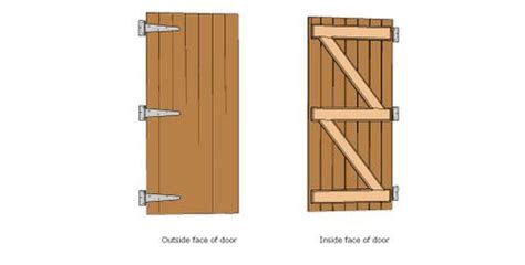 Building A Shed Door by Shed Completed Into A Workshop Diynot Diy And