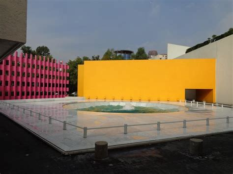 Camino Real Mexico City by Colorful Architecture Foto Camino Real Mexico City