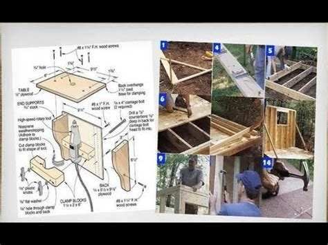 birdhouse plans how to build a birdhouse detailed