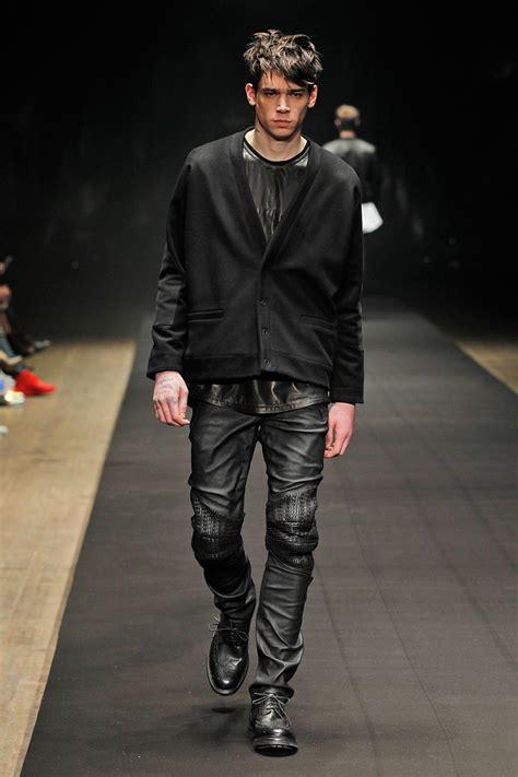 men fashion trtends 2015 en noir fall winter 2014 2015 men s style trends 2018